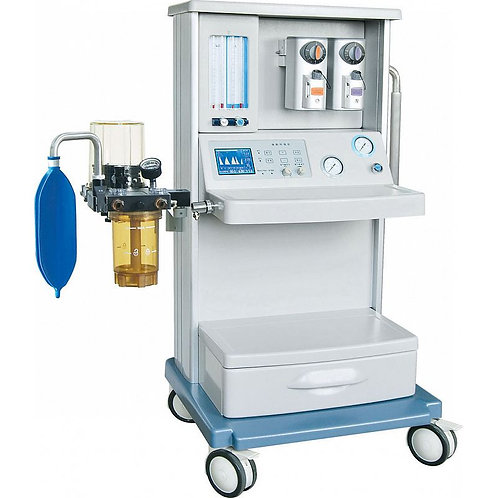 BR-AM06 Anesthesia Machine, 2 big vaporizers