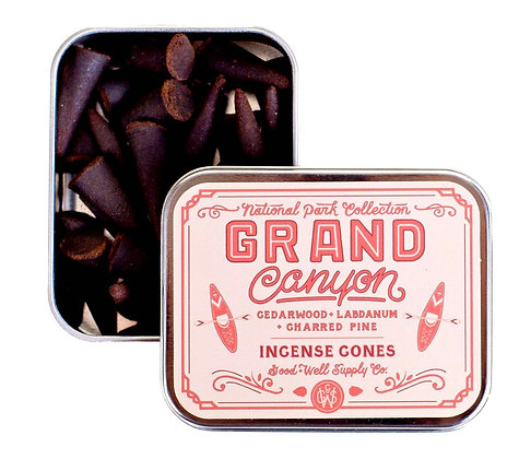 Grand Canyon Incense Cones - Good & Well Supply Co.