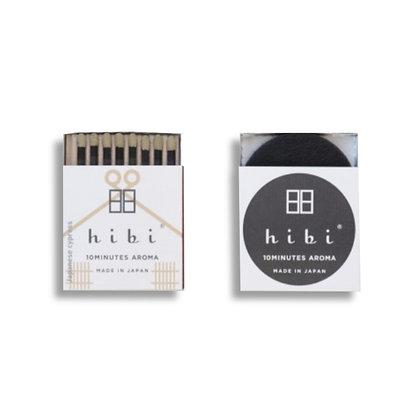 Hibi Japanese Cypress Incense Matches