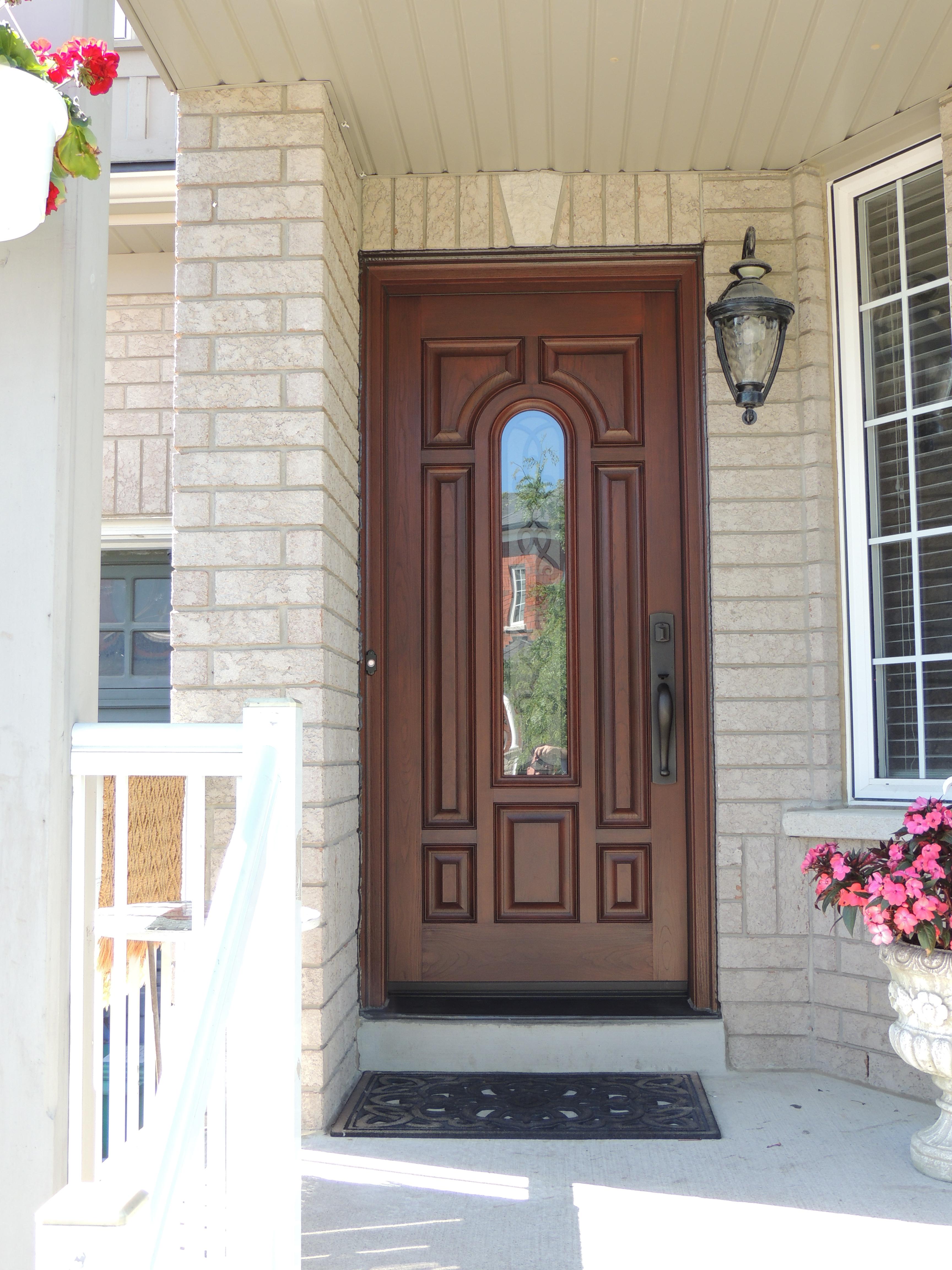 JW Custom Fiberglass Door #3