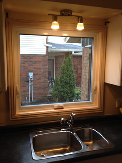 Jeld-Wen Kitchen Vinyl Awning Window