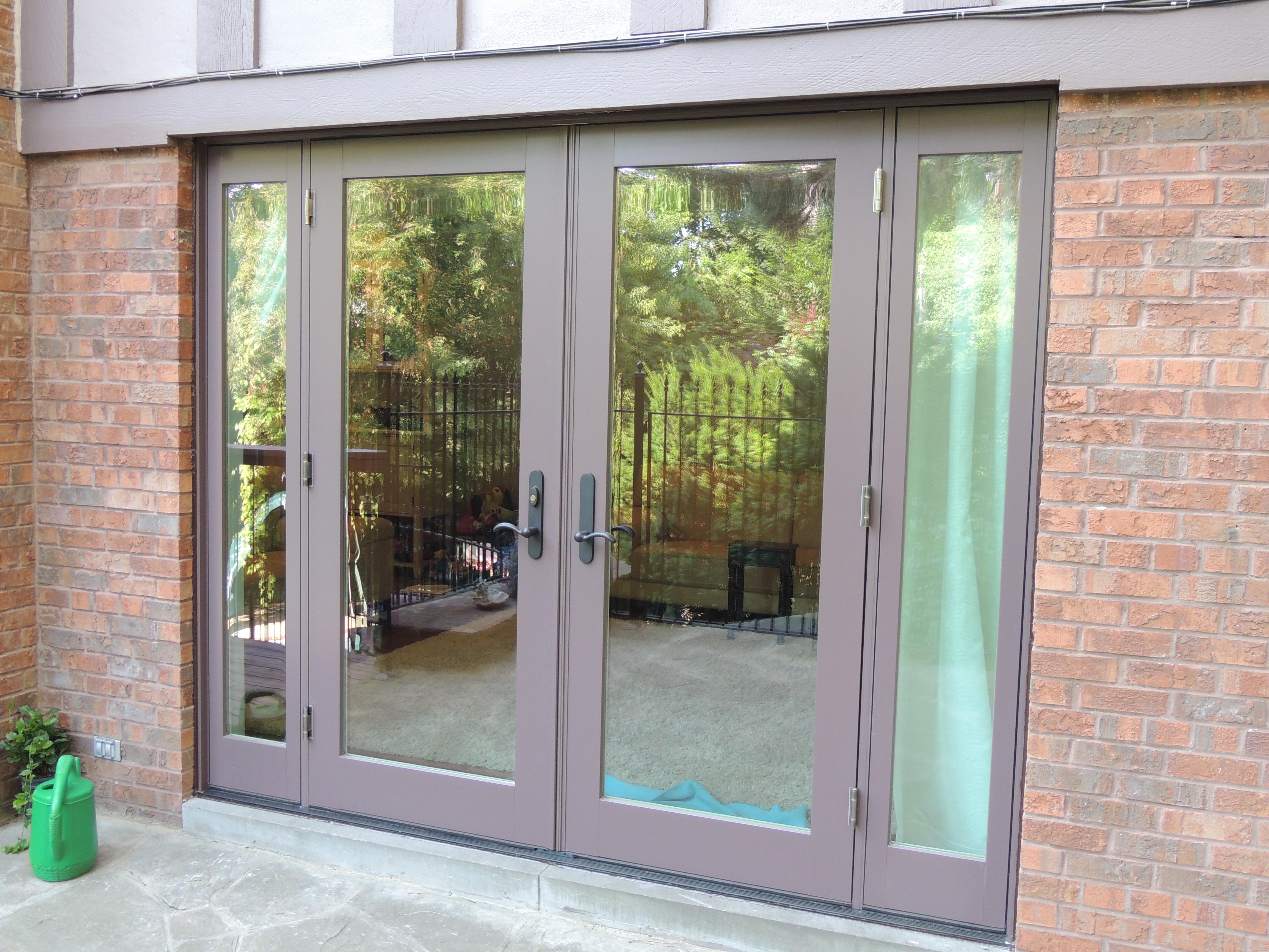 Jeld-Wen Clad Patio Door Exterior