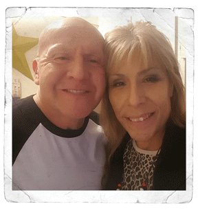 Brenda & Sonny