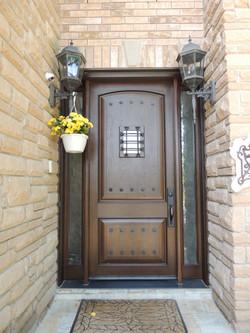 Jeld-Wen Custom Fiberglass Door #2