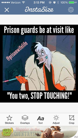 PW - visit guards stop