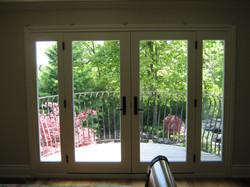 Jeld-Wen Clad Patio Door Interior