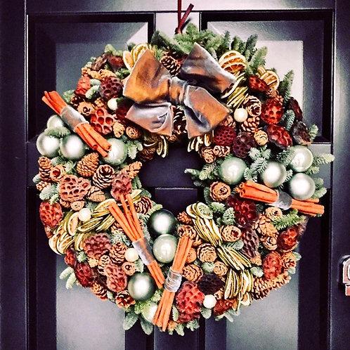 Christmas Spice & Velvet