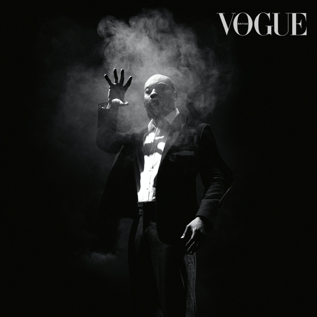 Arinze Kene x British Vogue