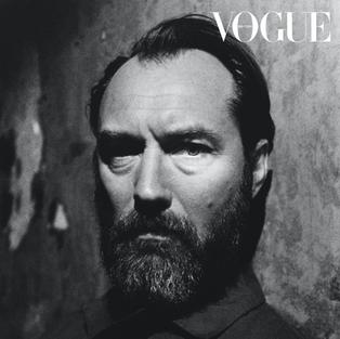 Jude Law x British Vogue