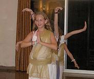 ריקוד בת מצווה הודי