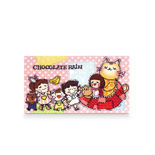 MASKfolio Kids [ Chocolate Rain - Cat ]