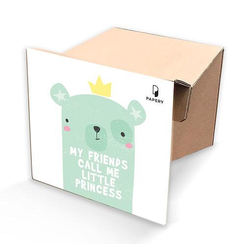 ima Paper Chair [Bear]