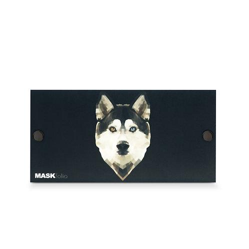 MASKfolio [ Dog - Husky ]