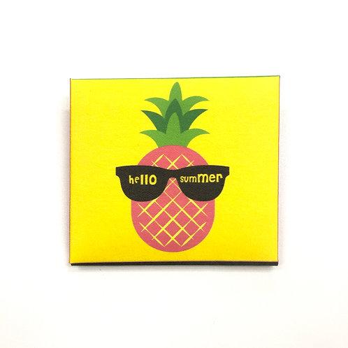 MASKfolio S [ Pineapple ]