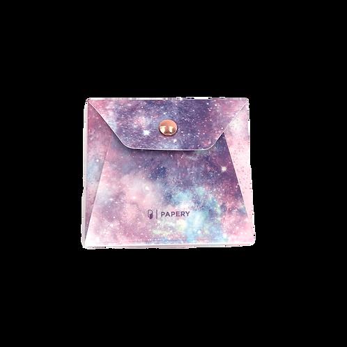 MASKfolio S [ Abstract - Pink Galaxy ]