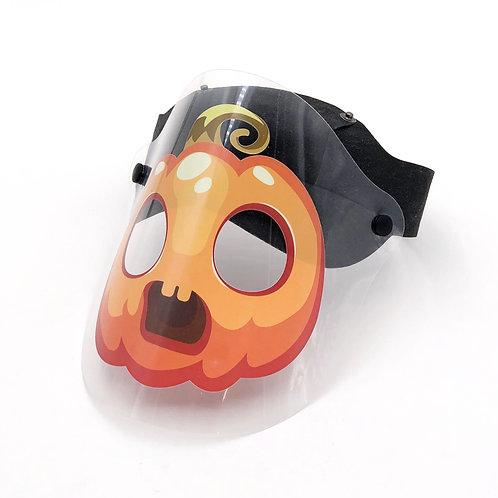 VISORshield [Halloween - Pumpkin]