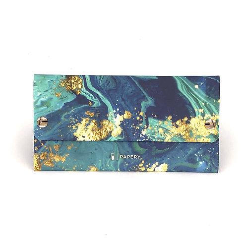 MASKfolio [ Abstract - Yale/Gold ]