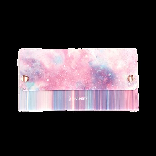 MASKfolio [ Abstract - Pink Galaxy ]