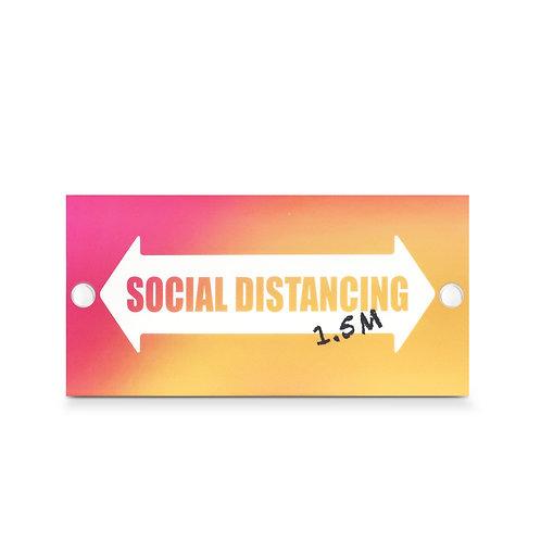 MASKfolio [ Social Distancing ]