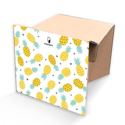 ima Paper Chair [Pineapple]