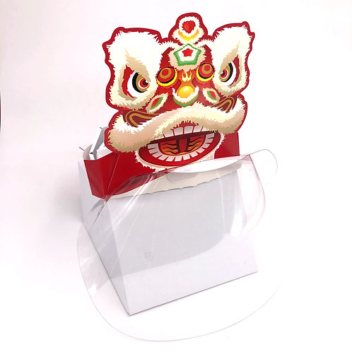 VISORshield lite [CNY - Lion Dance]