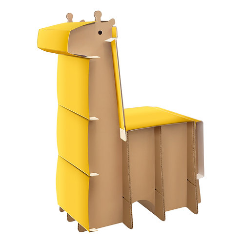 Giraffe Storage Stool