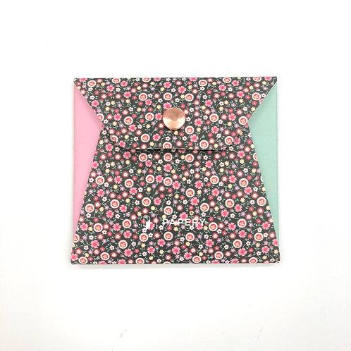 MASKfolio S [Floral - Pink]