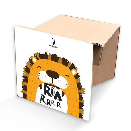 ima Paper Chair [Lion]