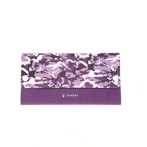MASKfolio [ Camo - Purple ]