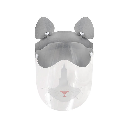 VISORshield [Animal - Kitten Grey]