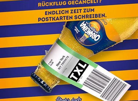 """""""Dreh's doch mal um!"""" - Orangina launcht neue Markenkampagne"""