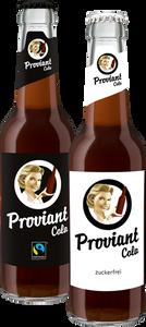 Proviant Cola zuckerfrei Fairtrade