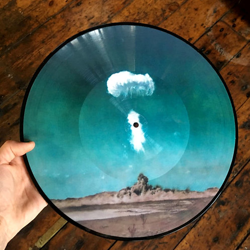 "How I Learned to Stop Worrying (1945-2019) 12"" Vinyl Picture Disc"