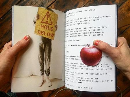 Psycho, Broken Grey Wires Artist Book