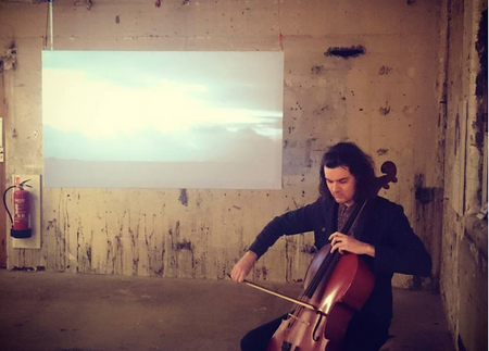 The Other - Maverick Expo - Live score performance with Hal Fulcher