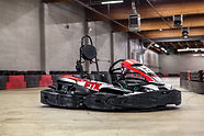 Go Kart at Fast Track Indoor Karting