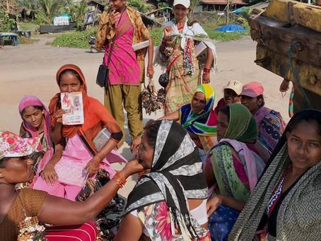 Experiencias viajeras I: Arambol, Hampi y Varkala, Sur de India