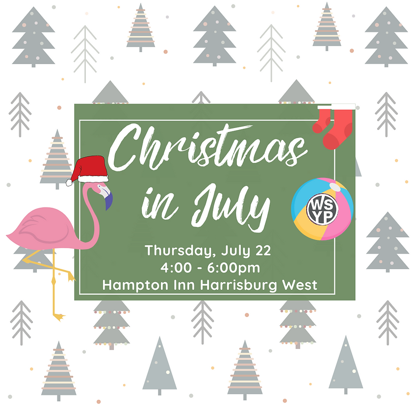 Christmas in July - Networking