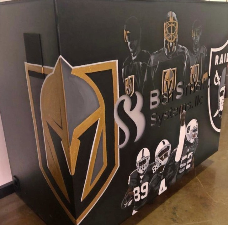 Customized BarSmart - VGK