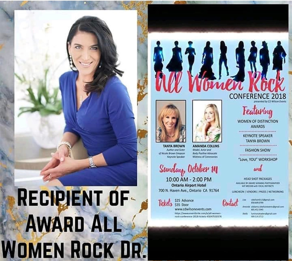 All Women Rock Award