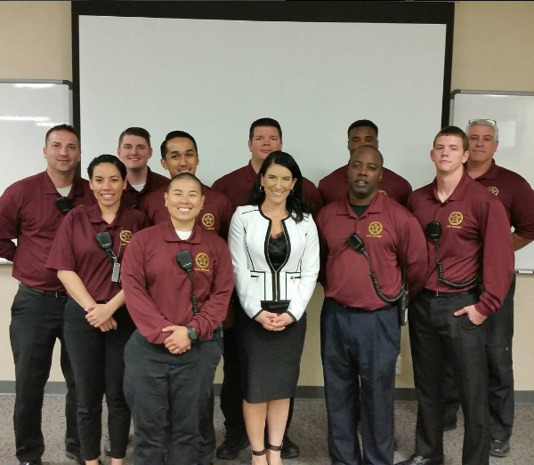 Clark County Probation Cadets & Officers