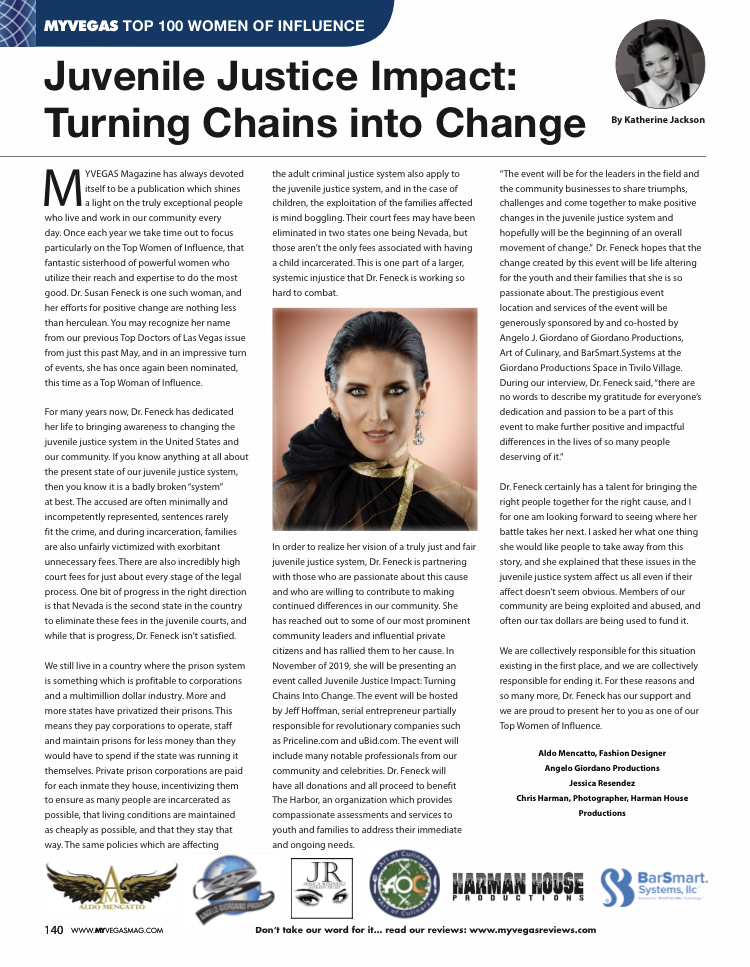 Turning Chains into Change
