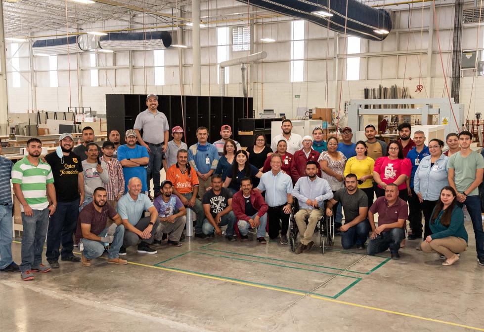 Nogales, Mexico Team