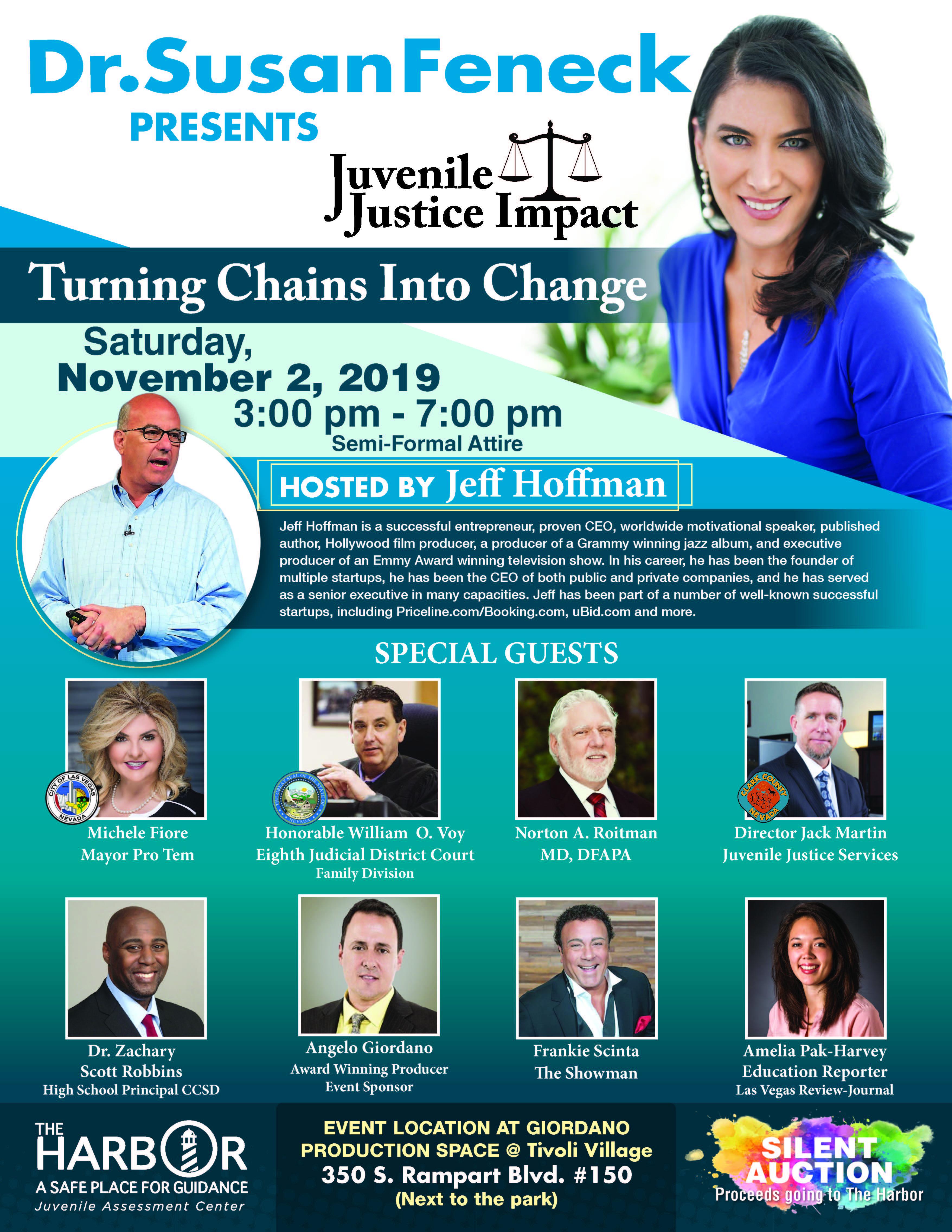 2019 JJI Guest Panel Speakers
