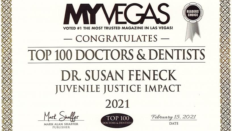 Top 100 Doctors 2021
