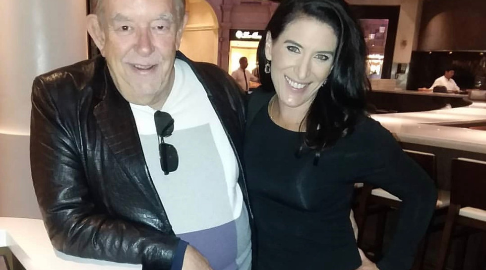Mr Robin Leach and Dr Feneck