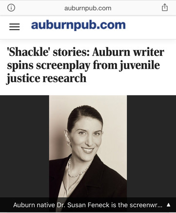 Shackle Stories