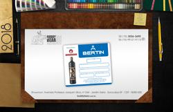 Adesivos MAISON BERTIN 01