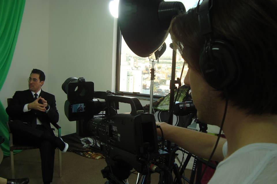 Entrevista à TV Clic Brasil