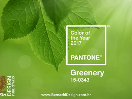 Greenery: a cor do ano 2017 eleita pela Pantone